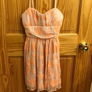 Light pink summer dress